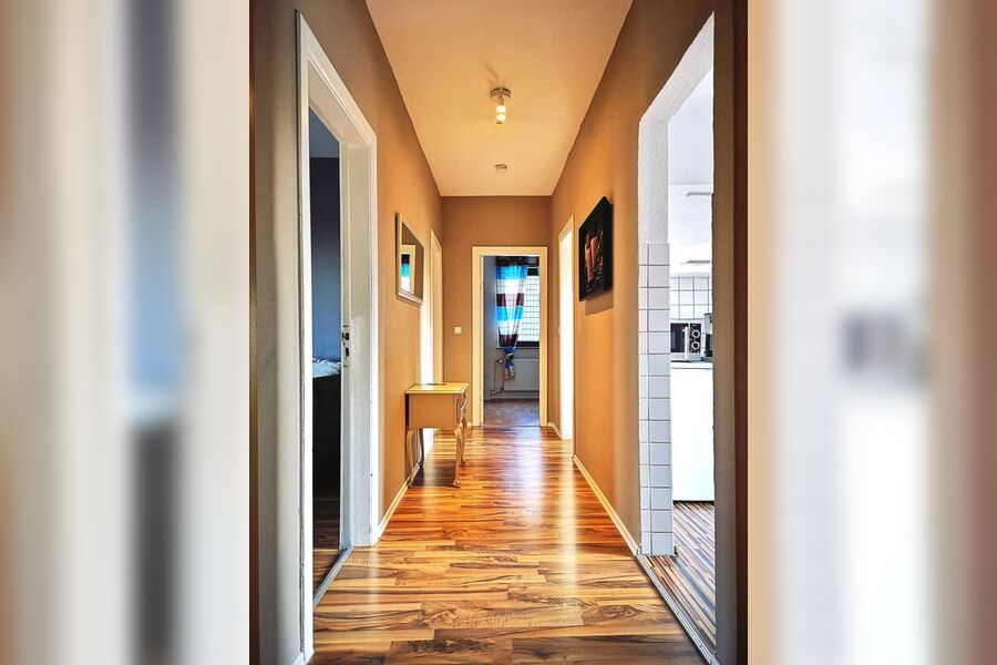 Selker Noor Apartments, Fewo Ostsee- 75m² . mit Ga