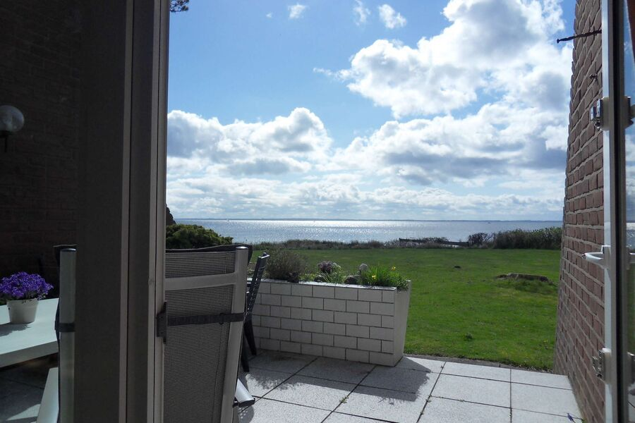 Traumhafter Blick auf die Ostsee