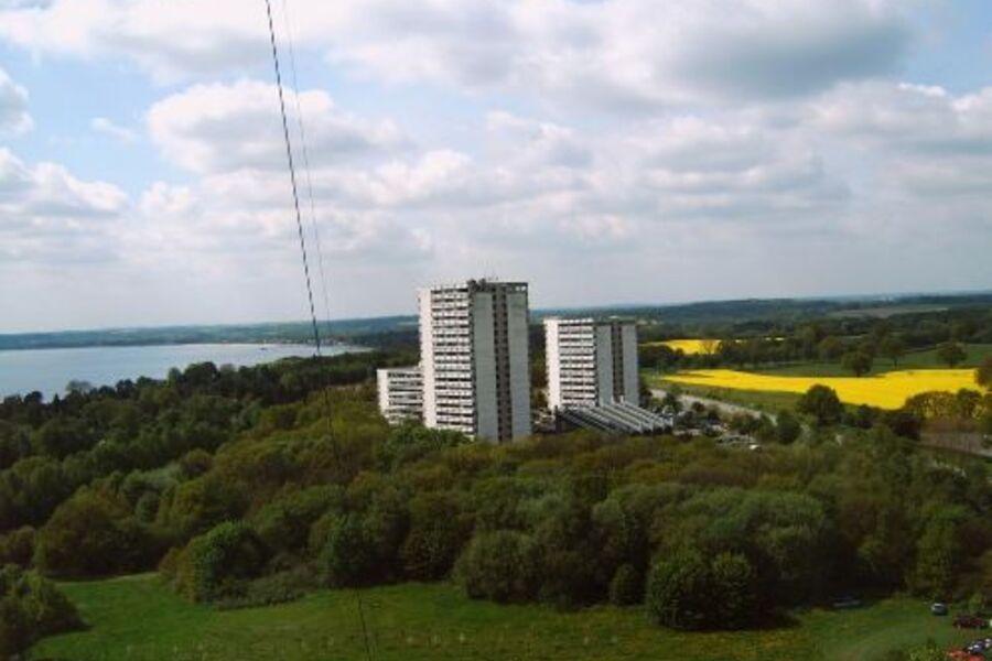 Apartmentanlage Panoramic