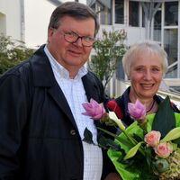 Vermieter: Gertrud und Herbert Klug