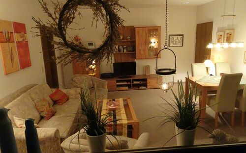 Haus Waldblick - Ferienwohnung Sonnenplätzchen