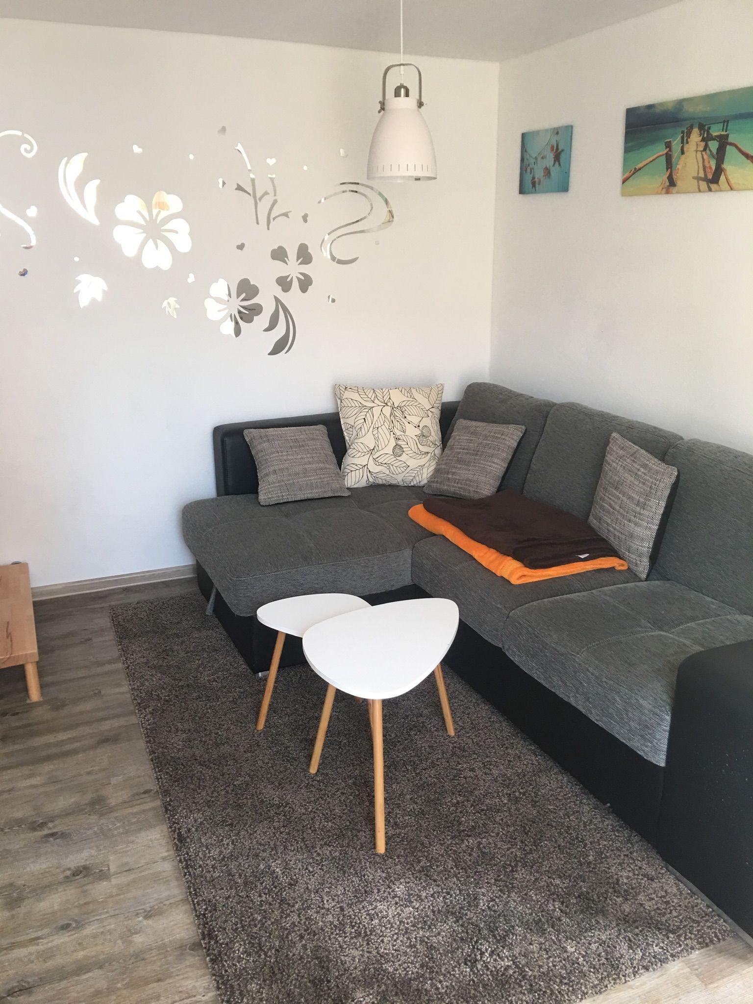 Couch als Doppelbett möglich