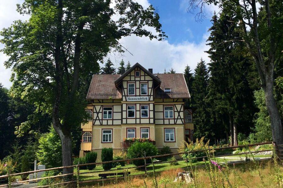 Ruhig und idyllisch am Ortsrand von Benneckenstein