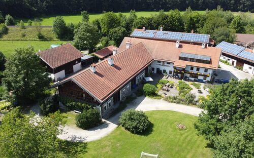 Landhaus Au im Wald - Ferienwohnung Nr. 6