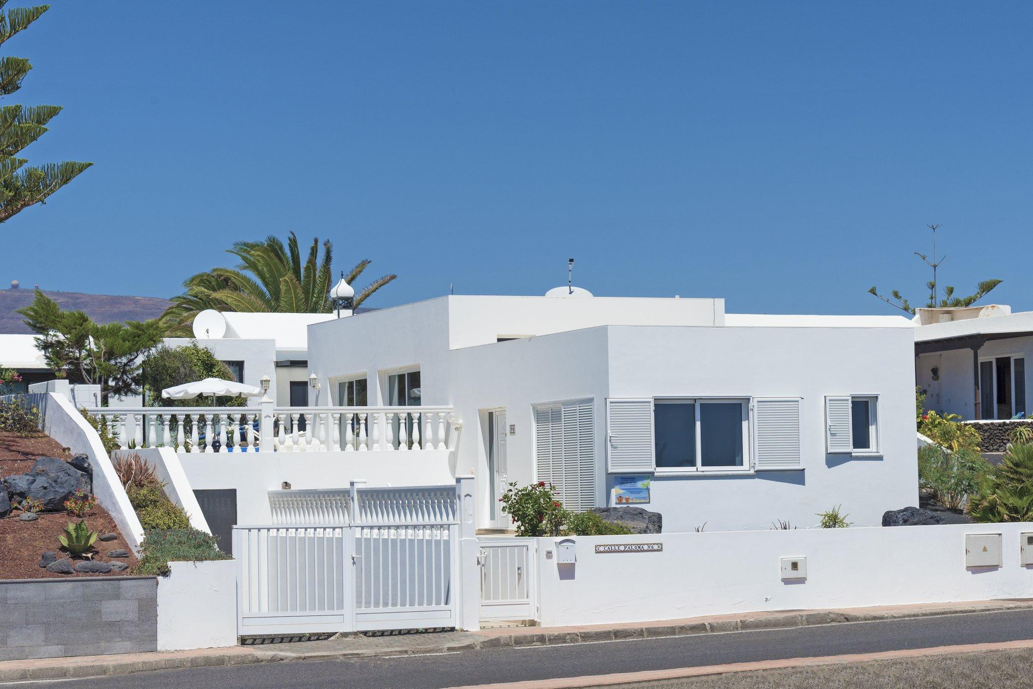 Casa Viva del Mar in Charco del Palo Kanarische Inseln