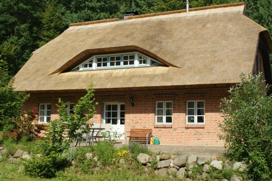 Unser Ferienhaus in Traumlage