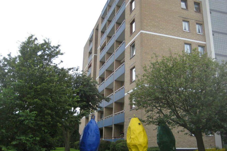 BUE - Haus Rainer (SM), 302 2-Raum Balk Meerblick