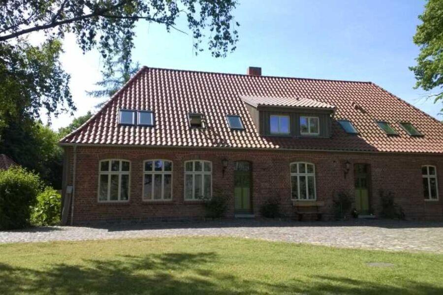Landhaus Alt Bukow mit 3 Fewos