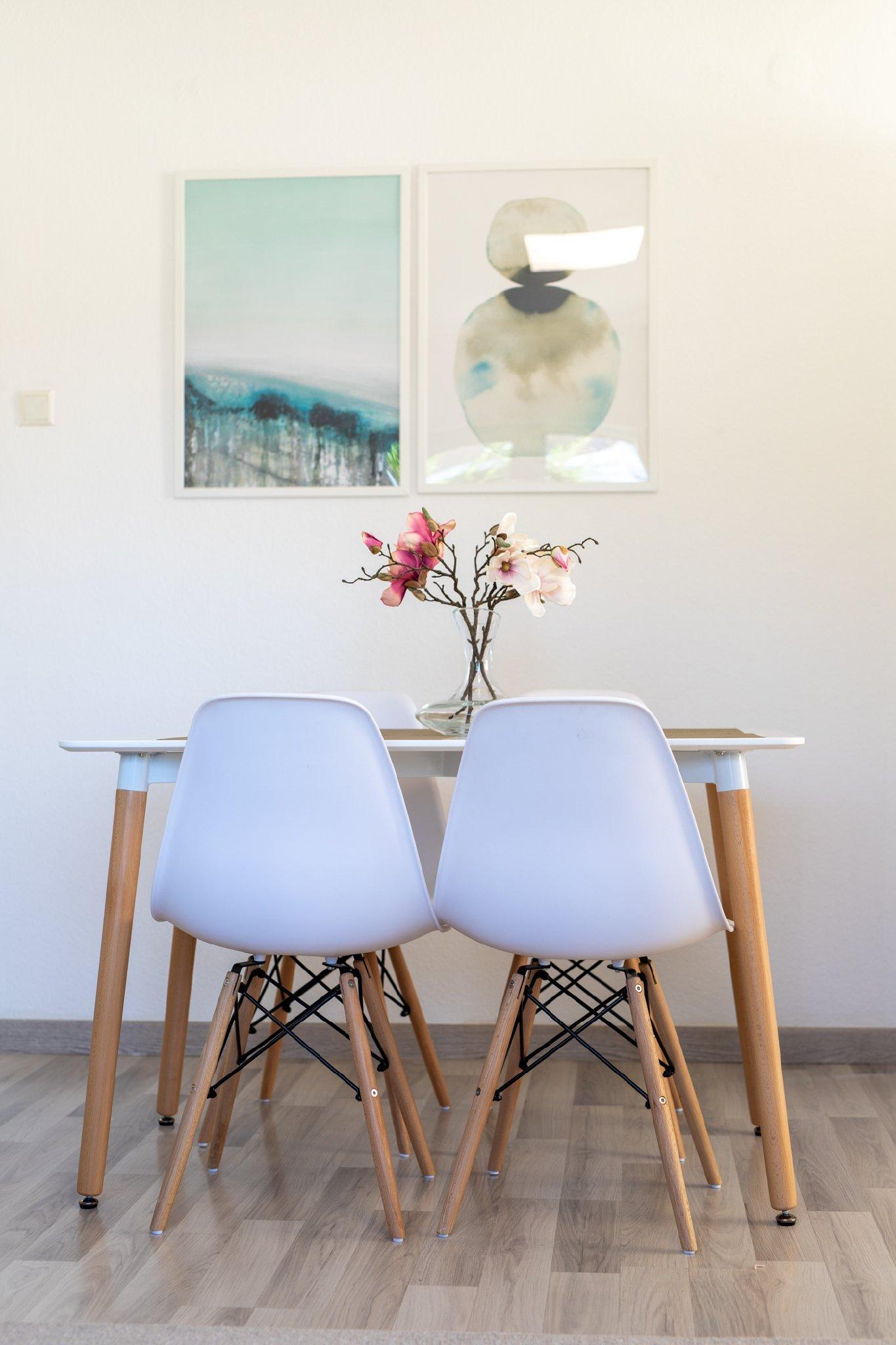 Sitzgelegenheit im Wohnzimmer