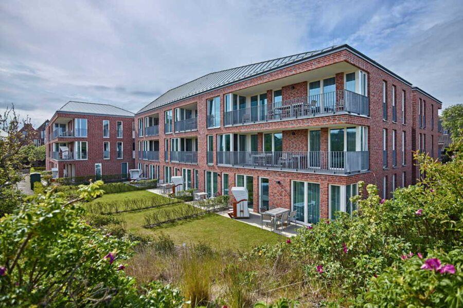 Apartmentvilla Anna See, Langeoog - Lädt sie ein z
