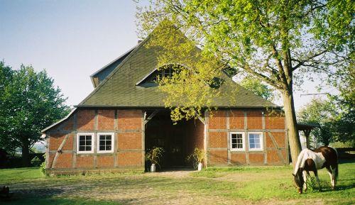 Ferienwohnung Bauernhof Gluth