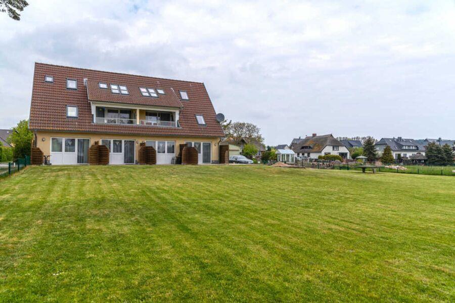 Haus Inselperle mit Blick auf den Bodden, Wohnung