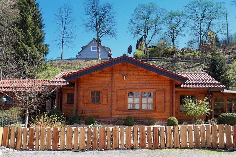 Chalet zum Brocken (Holz-Blockhaus)