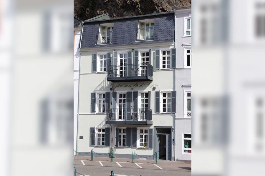 Logierhaus Stadt Lyon, Le Parterre