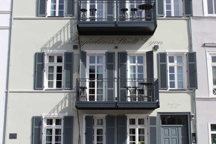 Logierhaus Stadt Lyon, Le Deuxieme Etage