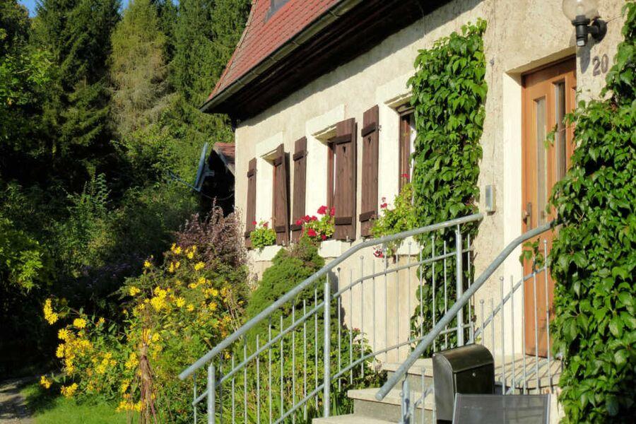 Ferienwohnung im ehemaligen Gräflichen Forsthaus