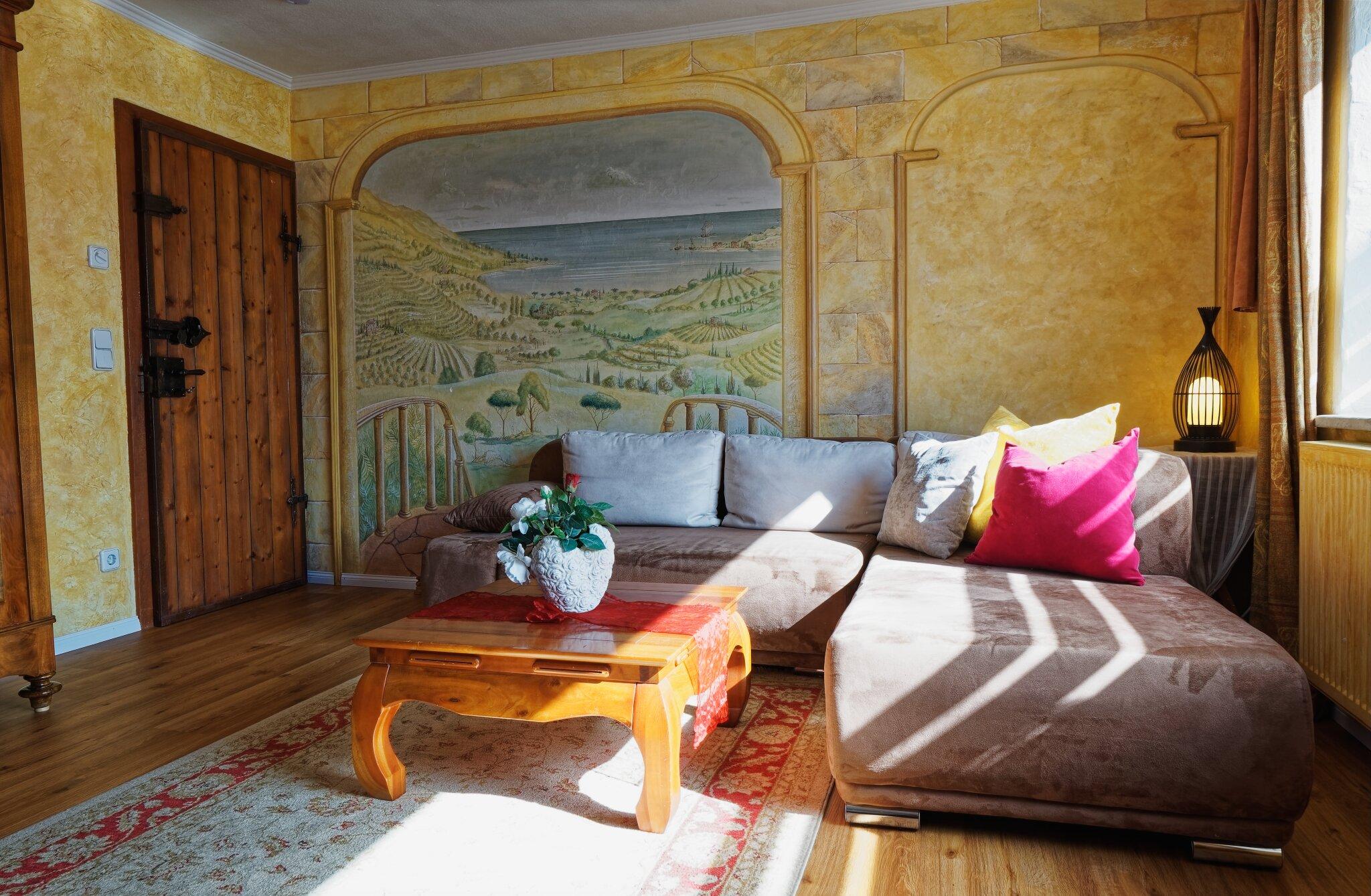 Ferienwohnung Villa Casa
