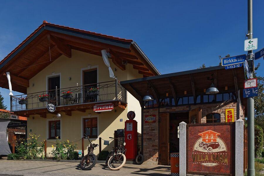 Riesenkettcar mit Anhänger - Riesenspaß