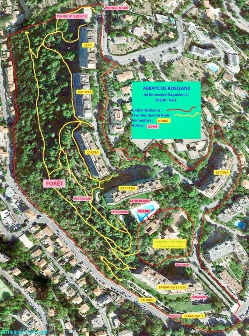 Altstadt Nizza Karte.Apartment Sophie In Nizza Provence Alpes Cote D Azur