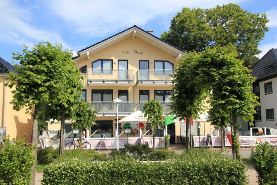 Villa Wauzi, Ferienwohnung Nr. 8 Sommertraum