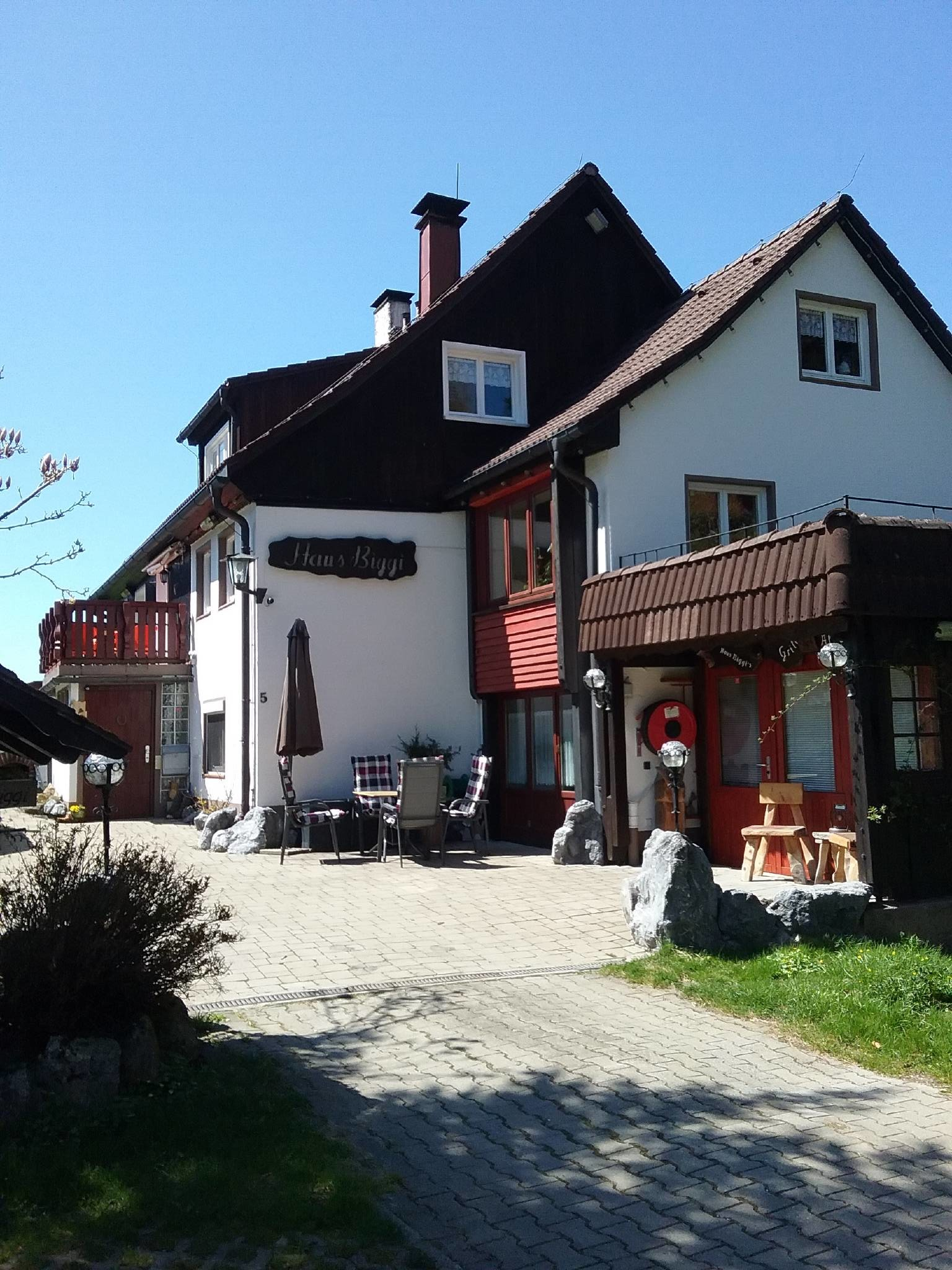 Haus Biggi - Ferienwohnung Säntis