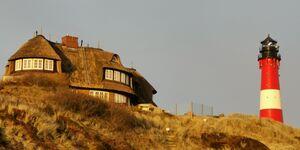 Landhaus auf der Düne - Hausteil Fernsicht in Hörnum - kleines Detailbild