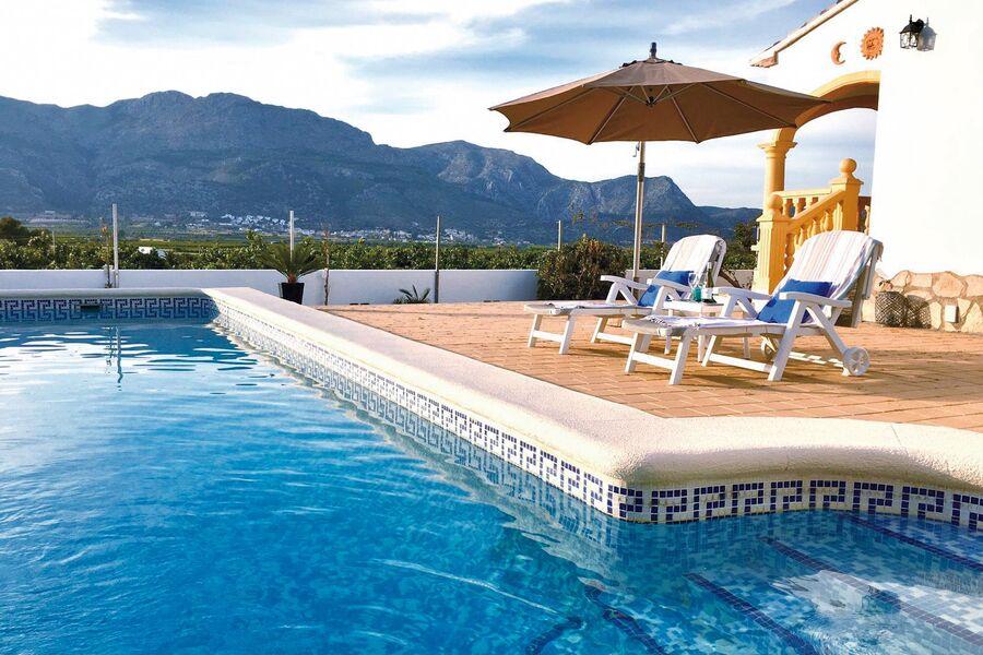 Villa mit privaten Pool