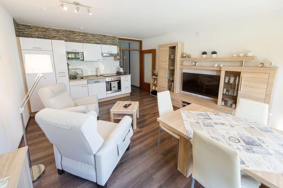 Wohn- Essraum und Küche