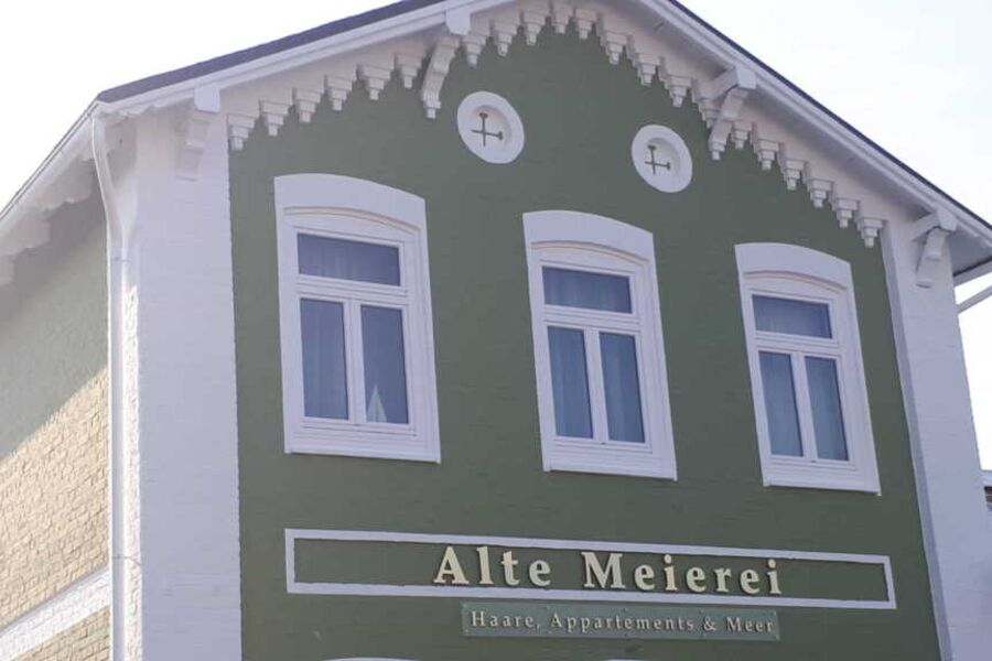 Außenansicht der Alten Meierei