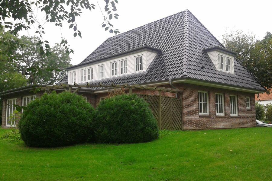 Modernes Ferienhaus an der Nordseeküste