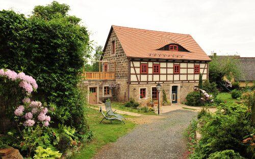 Pension zum Rundling - Ferienhaus