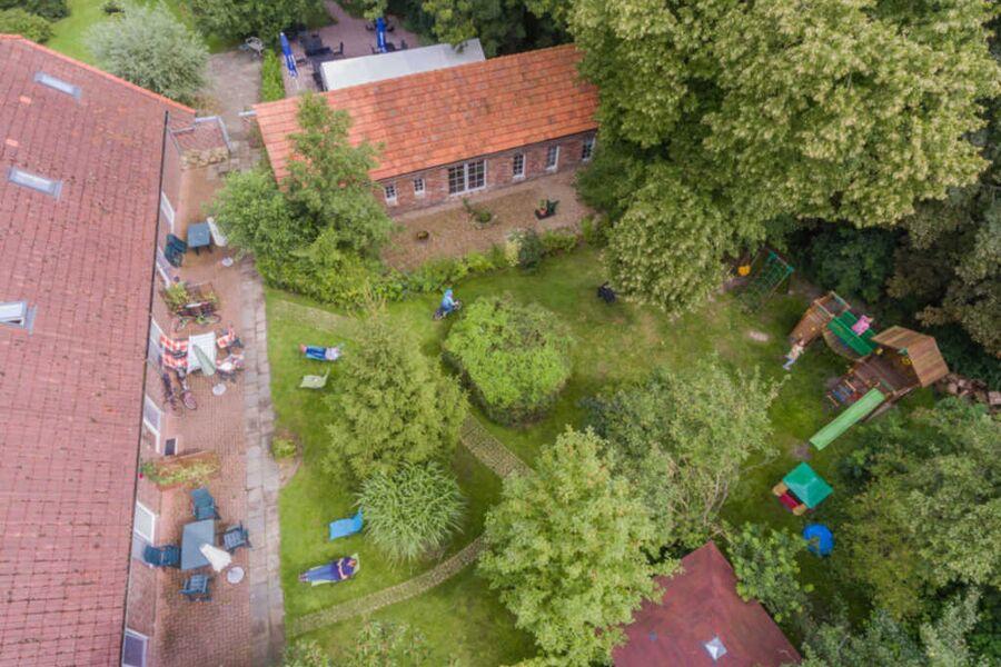 Ferienhof Wangerland, Ferienwohnung Eulennest