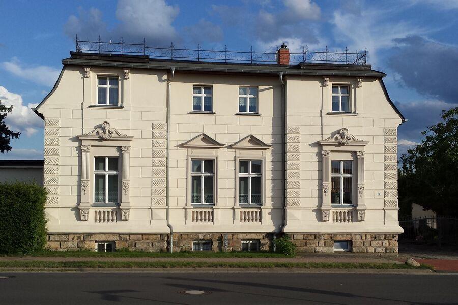 Villa Senst, Wiesenburg