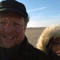 Vermieter: Im kalten Februar den Strand genießen !