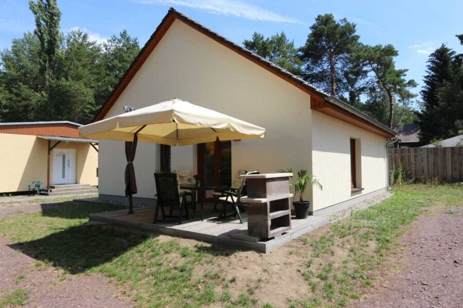 Netzener See Ferienanlage - Fewo.cc, Bungalow 1