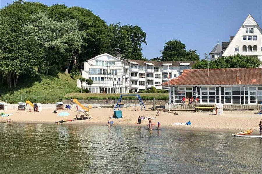 Strandwohnung am Strandhotel