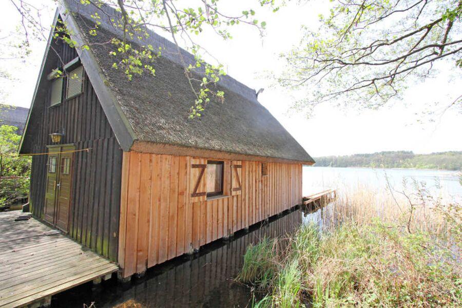Ansicht Bootshaus