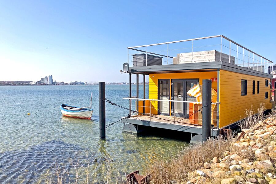 Ostsee Hausboot Swantje