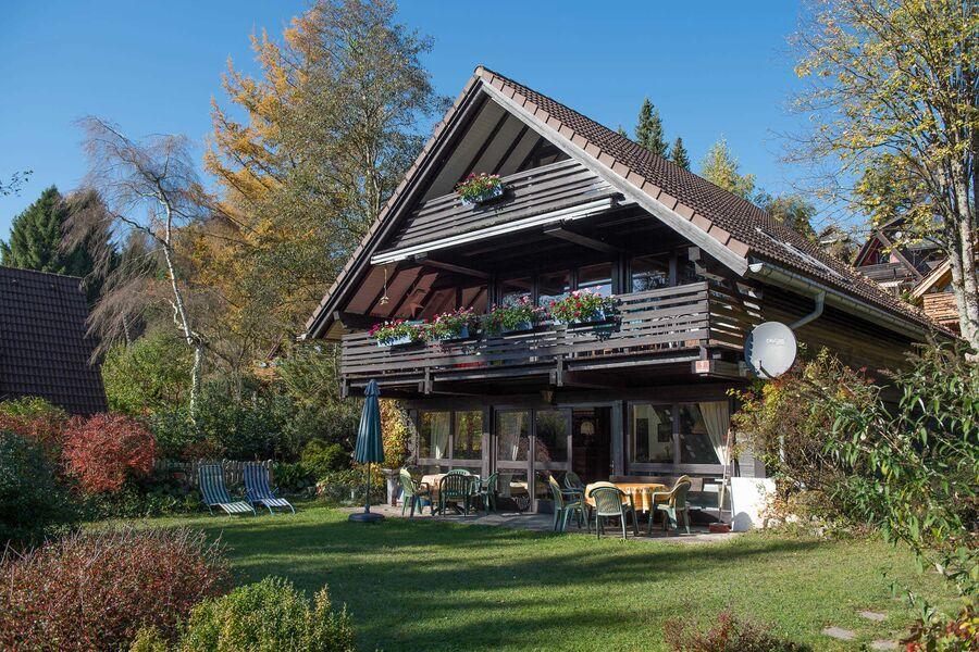 Haus Meran mit Garten