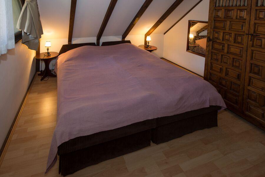 Schlafzimmer oben Nord