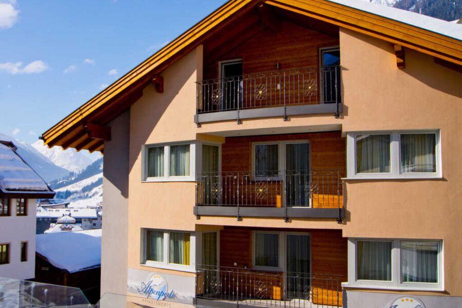 Alpenperle Apartments, Ischgl