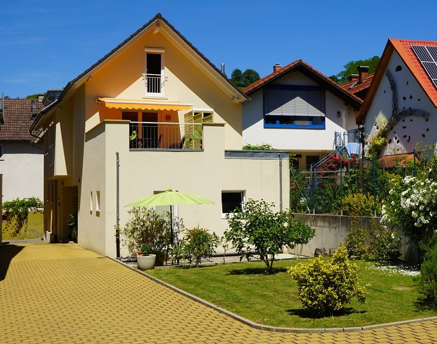 Haus Lavendel - Ferienwohnung 1