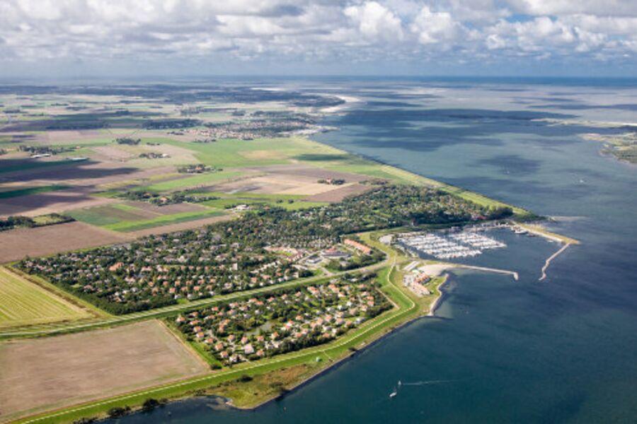 Luftaufnahme von Den Osse