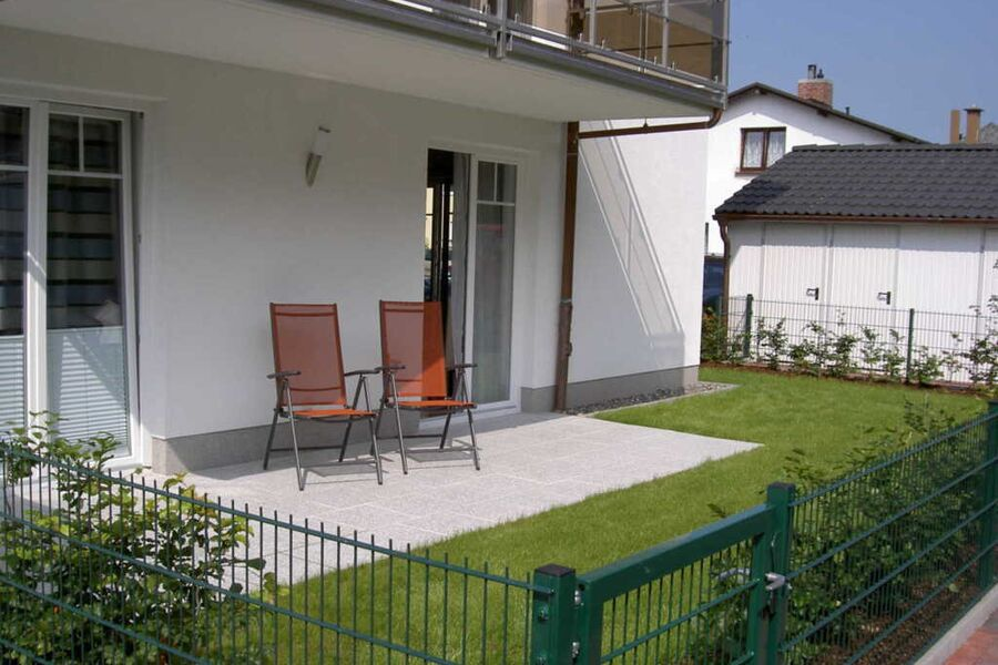 Ihre idyllische Terrasse