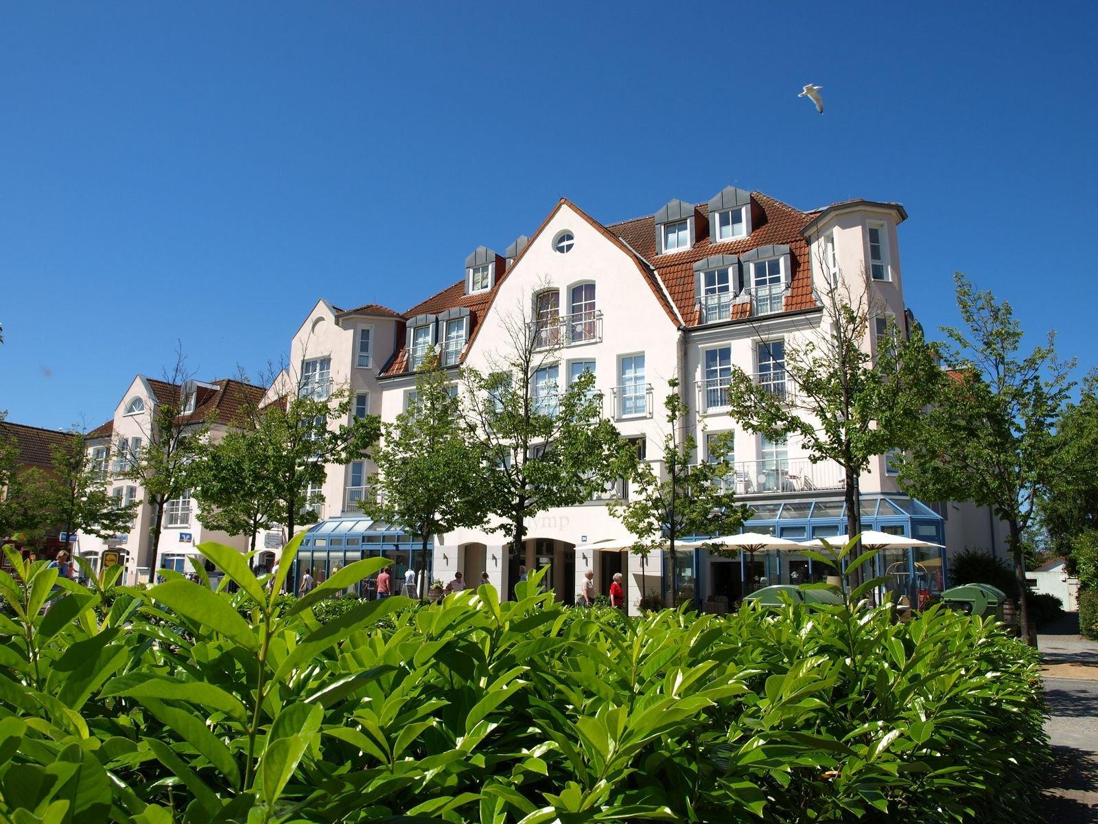 "Haus ""Olymp"" in unmittelbarer Strandnähe"