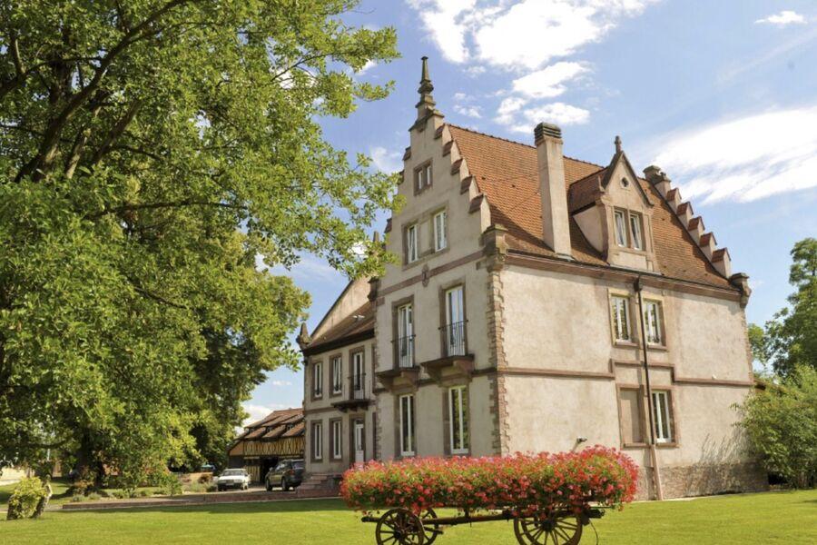 Schloss de Bancalis de Pruyne