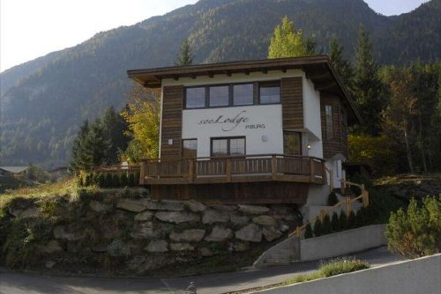 Unser neuerbautes Ferienhaus