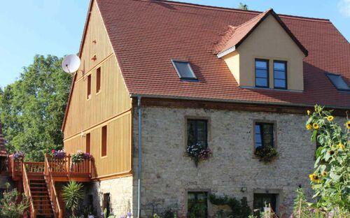 Ferienwohnung Rollsdorfer Mühle, Ferienwohnung