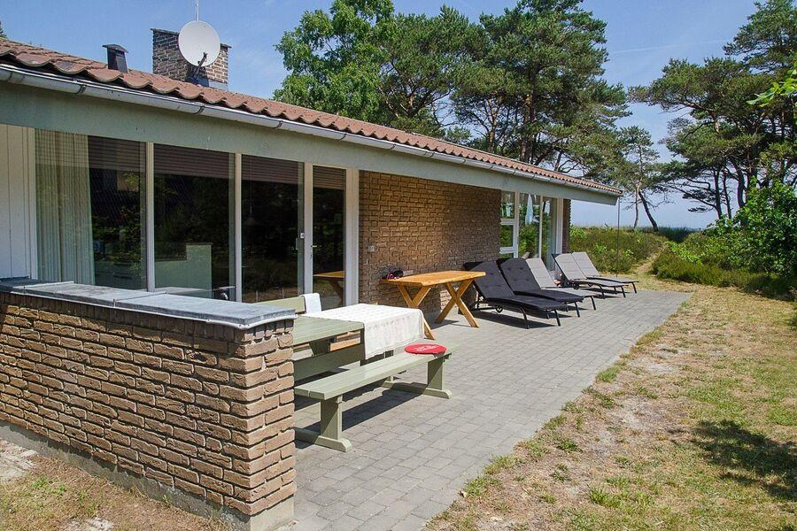 Ferienhaus am Schönen Sandbadestrand