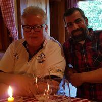 Vermieter: Arno und Javad Schwede
